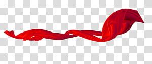 cachecol vermelho, fita, fita png