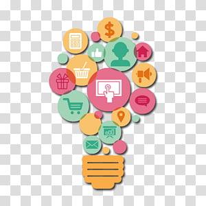 item sortido icon ilustração, marketing digital Estratégia de marketing nicho de publicidade no mercado, marketing digital PNG clipart