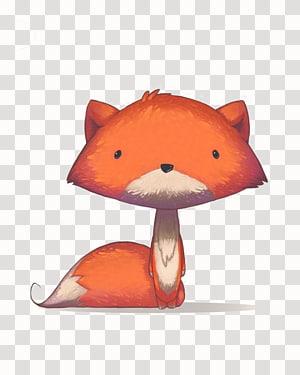 ilustração raposa, raposa vermelha desenho pintura em aquarela ilustração, raposa png