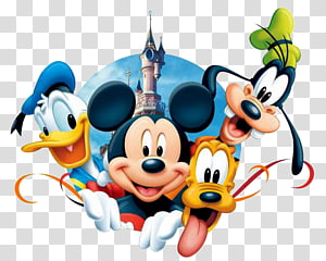 mickey mouse pluto minnie rato pato donald pateta, disney pluto, clube de mickey mouse PNG clipart
