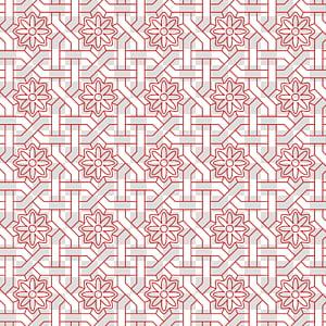 Arquivo de computador Alcorão Islam Euclidiano, fundo de decoração de vento chinês, arte floral vermelha e verde PNG clipart