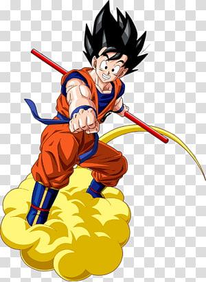 Ilustração do filho Goku, Goku Dragon Ball Z: Super Guerreiros Lendários Majin Buu, Goku png