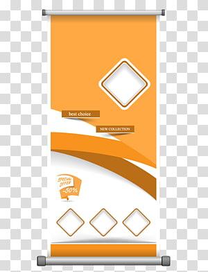 fundo amarelo e branco, criativo arregaçar a cremalheira de exposição criativa PNG clipart