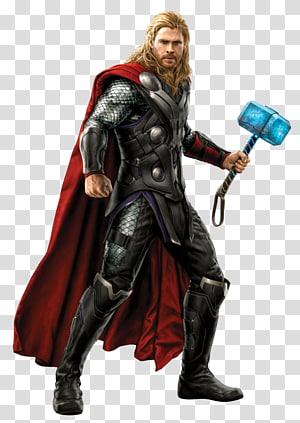 maravilha thor, thor ultron homem de ferro viúva negra jane foster, vingador PNG clipart