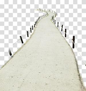 ilustração de caminho vazio, ponte de trilha de estradaxe2u20acu201ctunnel, estrada, trilha, criativa Taobao png