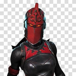 ilustração de personagem vermelha e preta, videogame Fortnite Battle Royale do YouTube Knight, youtube png