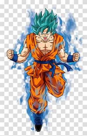 Ilustração de San Goku, Goku Vegeta camiseta Dragon Ball, goku png