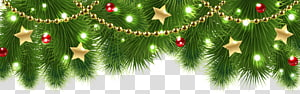 Ilustração de decoração de Natal, decoração de Natal Árvore de Natal, decoração de pinheiro de Natal png