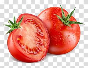 Suco de tomate Macarrão Vegetal Frutas, tomate, tomate fatiado PNG clipart