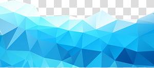 Abstração, gráficos abstratos azuis, ilustração de forma azul e branca png