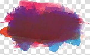 ilustração abstrata multicolorida, Doodle Graffiti, caixa de título de grafite colorido png