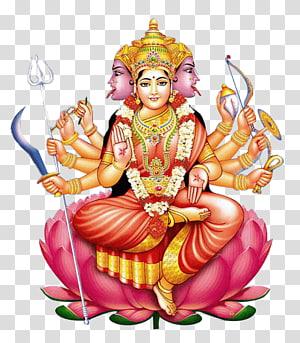 Deidade Hindu, Gayatri Mantra Devi Hanuman PNG clipart