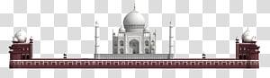 Taj Mahal Arquitetura da Índia Cozinha indiana, Taj Mahal PNG clipart