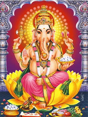 ganesha ilustração, karpaka vinayakar templo shiva ucchi pillayar templo, rockfort ganesha divindade, hindu PNG clipart