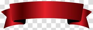 ilustração de fita vermelha, banner, banner png