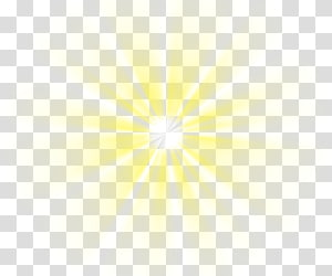 luz de desktop destello, luz, ilustração de raios de sol amarelo PNG clipart