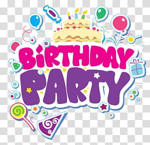 A festa de aniversário Loveland Living Planet Aquarium criança, festa de aniversário, ilustração de festa de aniversário png