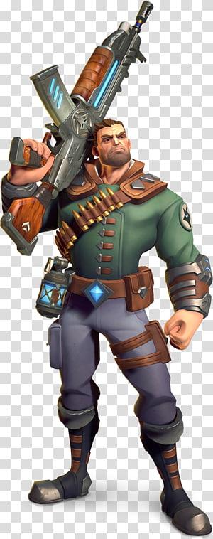 Ilustração do personagem Fortnite, Paladins Smite Overwatch Tribes: Ascend Game, Fortnite png
