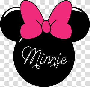 Minnie Mouse, Minnie Mouse Silhueta Mickey Mouse, MINNIE PNG clipart