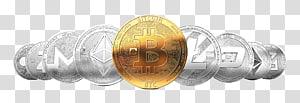 Moeda de criptomoeda Bitcoin Blockchain Token, bitcoin png