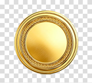 Moeda de ouro ícone, ouro HD png