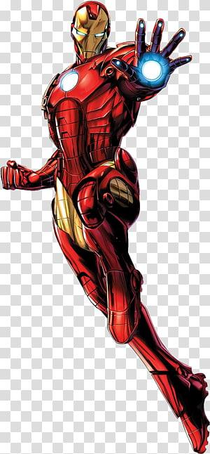 Ilustração do Homem de Ferro Marvel, Homem de Ferro Thor Capitão América Hulk Viúva Negra, ironman PNG clipart