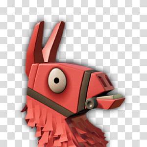 batalha de fortnite royale jogo de vídeo batalha royale jogo épico jogos, lhama fortnite, ilustração de cavalo vermelho png