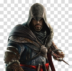 Assassins Creed: Revelations Assassins Creed III Assassins Creed: Altaxefrs Chronicles, Ezio Auditore HD PNG clipart