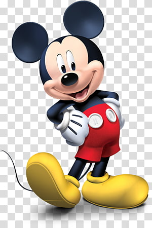 Mickey Mouse universe Minnie Mouse YouTube Mickey Mouse Clubhouse Temporada 1, mickey mouse, ilustração Disney Mickey Mouse PNG clipart