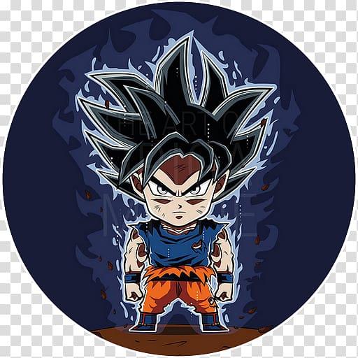ilustração de instinto de goku son ball filho, goku geta goku super saiyan chibi, goku png