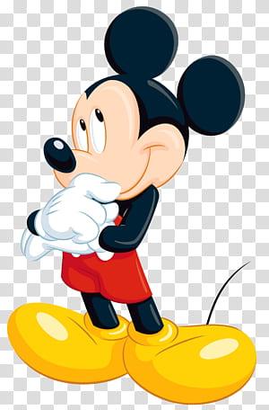 Mickey Mouse Minnie Mouse Pato Donald Oswald, o Coelho da Sorte, Mickey Mouse, ilustração do Mickey Mouse PNG clipart