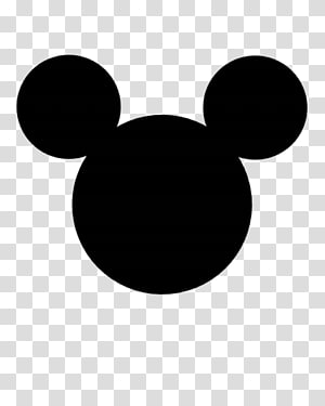logotipo do mickey mouse, logotipo do mickey mouse a empresa walt disney, orelhas do mickey mouse PNG clipart