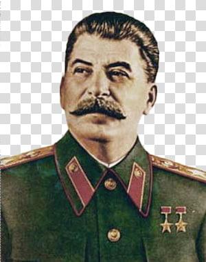 homem vestindo ilustração de terno verde, Partido Comunista Joseph Stalin da União Soviética Primeiro-ministro da União Soviética Totalitarismo, Stalin png