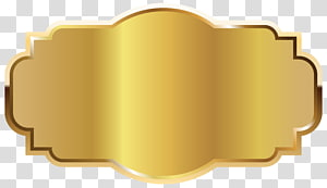 Modelo de etiqueta, modelo de etiqueta ouro, emblema de ouro png
