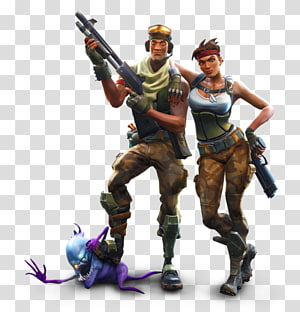 ilustração de soldados homem e mulher, camiseta Fortnite Battle Royale Video game, camiseta png