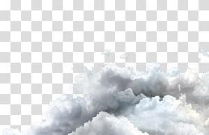 nuvens brancas, nuvens PNG clipart