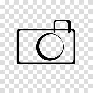 Logo Camera, Camera Logo, ilustração de câmera preta PNG clipart