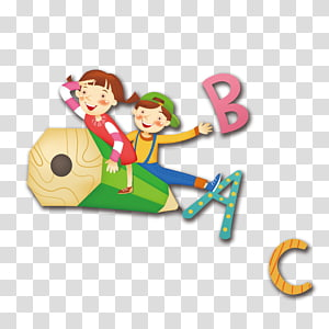 lápis e letras, desenho a lápis de cor, aula de desenho de alfabeto de lápis de cor PNG clipart