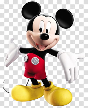 Mickey Mouse Minnie Mouse Winnie the Pooh, Mickey Mouse, Mickey Mouse PNG clipart