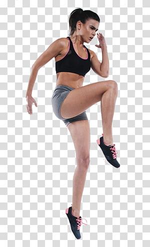 Perda de peso Exercício aeróbico Aptidão física Treinamento intervalado de alta intensidade, Exercício de pessoas png
