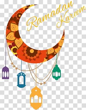 Ilustração do Islã do Ramadã, festival criativo de Halloween, Ramadan Kareem PNG clipart