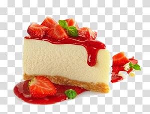 fatia de bolo de morango, Cheesecake torta de morango Frutti di bosco Bolo de morango, cheesecake de morango png