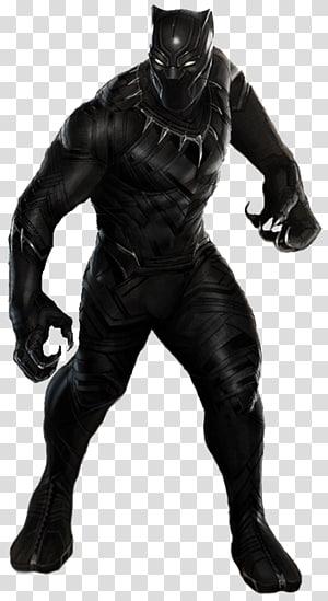 Ilustração de Pantera Negra, Pantera Negra Capitão América Homem-Aranha Guerra Civil Marvel Comics, Pantera Negra s PNG clipart