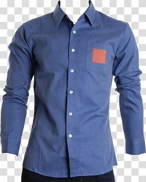 camisa de vestido azul, camiseta Camisa de vestido, camisa de vestido PNG clipart