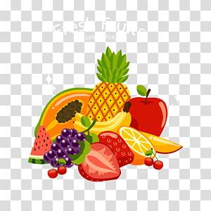 ilustração de frutas frescas, fruta euclidiana de suco Auglis, frutas de melão png