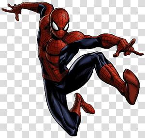 Marvel Spider-Man, Marvel: Avengers Alliance Homem-Aranha Wanda Maximoff Mercúrio Dr. Otto Octavius, Spiderman Comic png