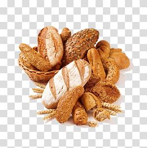 pilha de pães assados, pão refrigerante Padaria Hambúrguer Televisão de alta definição, Bolo de trigo PNG clipart